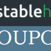 StableHost Coupon Code